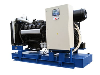 Дизельный генератор ПСМ АД-275 (ТМЗ) с АВР