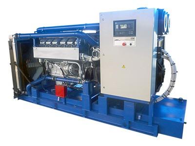 Дизельный генератор ПСМ АД-280 (ЯМЗ) с АВР