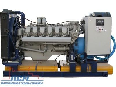 Дизельный генератор ПСМ АД-350 с АВР