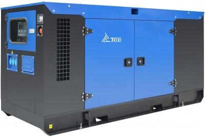 Дизельный генератор ТСС АД-35С-Т400-1РКМ7 с АВР