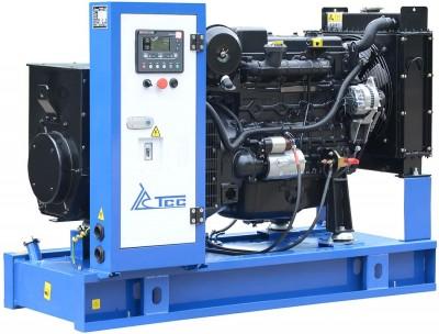 Дизельный генератор ТСС АД-35С-Т400-1РМ7 с АВР