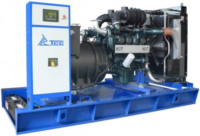 Дизельный генератор ТСС АД-360С-Т400-1РМ17