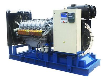 Дизельный генератор ПСМ АД-400 (ЯМЗ) с АВР
