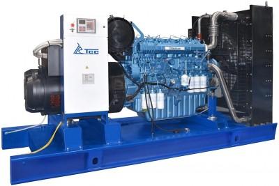 Дизельный генератор ТСС TBd 688SA с АВР
