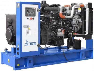 Дизельный генератор ТСС АД-50С-Т400-1РМ7 с АВР