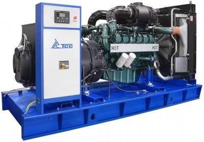 Дизельный генератор ТСС АД-550С-Т400-1РМ17 с АВР