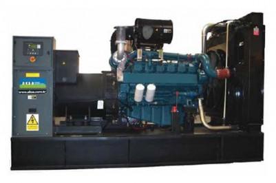 Дизельный генератор Aksa AD-700 с АВР
