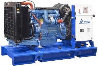 Дизельный генератор ТСС TBd 83SA с АВР