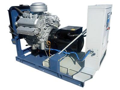 Дизельный генератор ПСМ АД-60 (ЯМЗ) с АВР