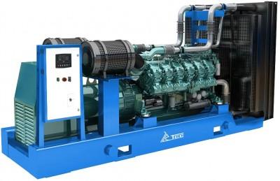 Дизельный генератор ТСС АД-640С-Т400-1РМ5 с АВР