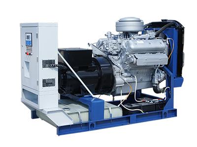 Дизельный генератор ПСМ АД-75 (ЯМЗ) с АВР