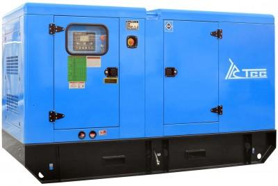 Дизельный генератор ТСС TGS-100С-Т400-1РПМ5