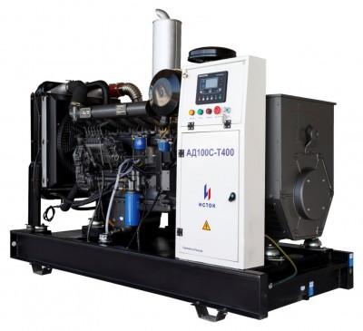 Дизельный генератор Исток АД100С-Т400-РМ25 с АВР