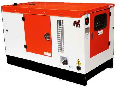 Дизельный генератор Азимут АД 12-Т400 в кожухе