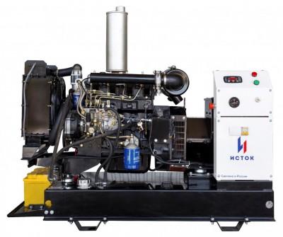 Дизельный генератор Исток АД30С-Т400-РМ14 с АВР