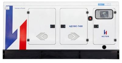 Дизельный генератор Исток АД150С-Т400-РПМ25