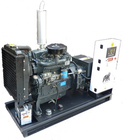 Дизельный генератор Азимут АД 20-Т400 с АВР