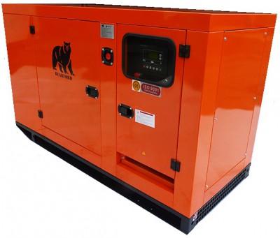 Дизельный генератор Азимут АД 20-Т400 в кожухе с АВР