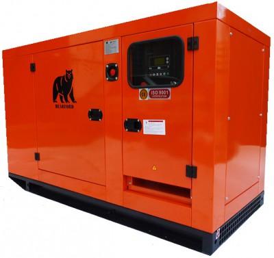 Дизельный генератор Азимут АД 24-Т400 в кожухе