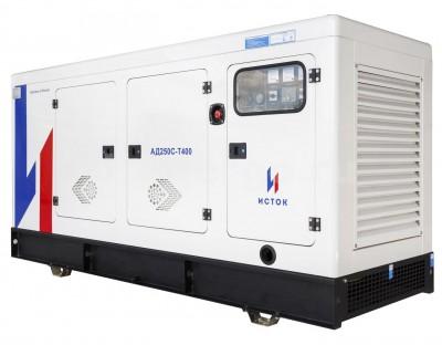 Дизельный генератор Исток АД250С-Т400-РПМ25