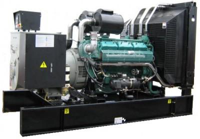 Дизельный генератор Азимут АД 550-Т400 с АВР
