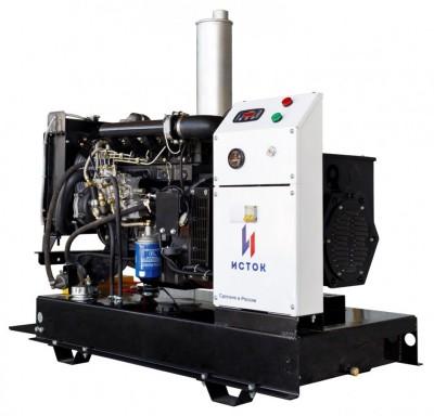 Дизельный генератор Исток АД16С-Т400-РМ12