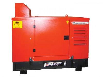 Дизельный генератор Вепрь АДА 16-Т400 РЯ в кожухе с АВР