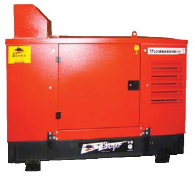 Дизельный генератор Вепрь АДС 55-Т400 РЯ в кожухе с АВР
