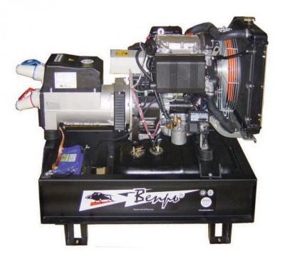 Дизельный генератор Вепрь АДА 25-230 РЛ с АВР