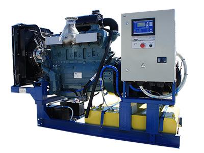 Дизельный генератор ПСМ ADDo-60 с АВР