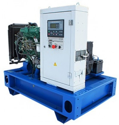 Дизельный генератор ПСМ ADF-16 с АВР