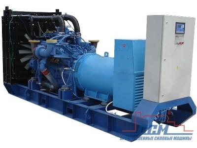 Дизельный генератор ПСМ ADM-800 с АВР