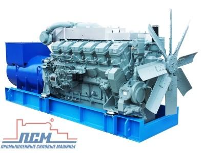 Дизельный генератор ПСМ ADMi-800 с АВР