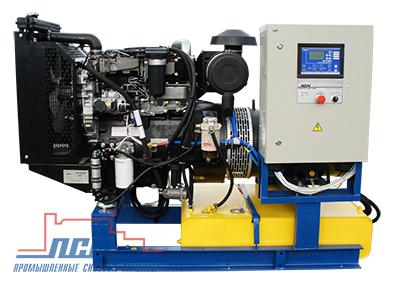 Дизельный генератор ПСМ АД-100 (ЯМЗ-236БИ) с АВР