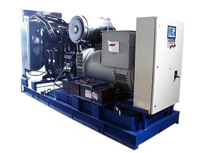 Дизельный генератор ПСМ ADP-400 с АВР
