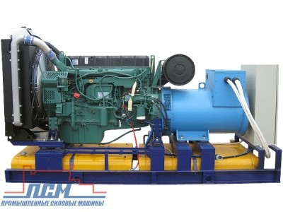 Дизельный генератор ПСМ ADV-300 с АВР