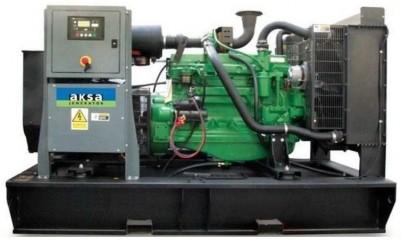 Дизельный генератор Aksa AJD 200 с АВР