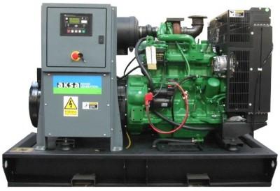 Дизельный генератор Aksa AJD 45 с АВР