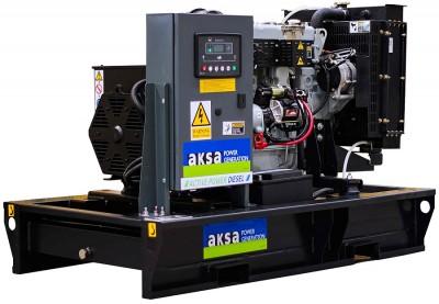 Дизельный генератор Aksa APD12A