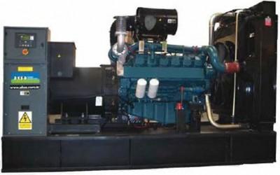 Дизельный генератор Aksa AD-770