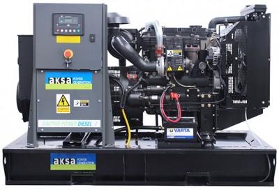 Дизельный генератор Aksa AP 110 с АВР