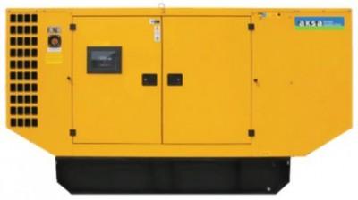 Дизельный генератор Aksa AP 72 в кожухе