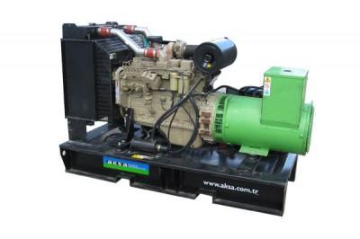Дизельный генератор Aksa APD-200C с АВР