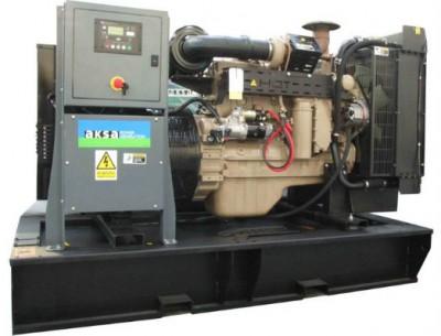 Дизельный генератор Aksa APD-43C с АВР