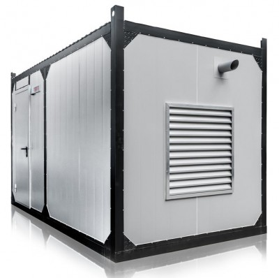 Дизельный генератор ТСС АД-100С-Т400-1РМ17 в контейнере