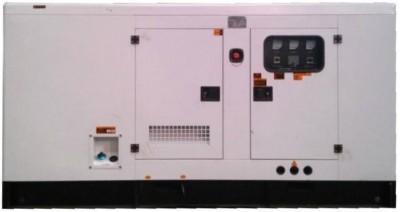 Дизельный генератор АМПЕРОС АД 350-Т400 в кожухе с АВР