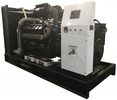 Дизельный генератор АМПЕРОС АД 800-Т400