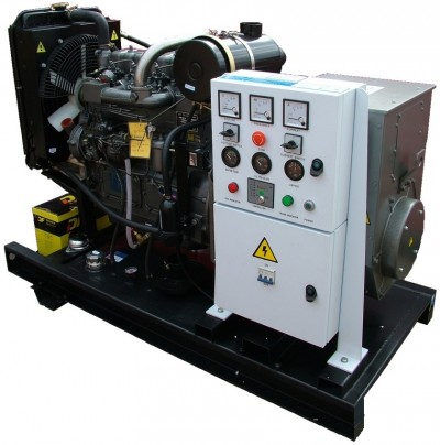 Дизельный генератор АМПЕРОС АД 75-Т400