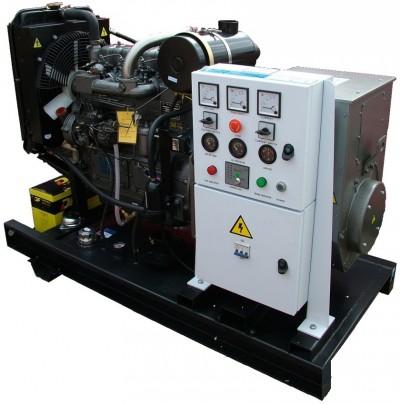 Дизельный генератор АМПЕРОС АД 150-Т400