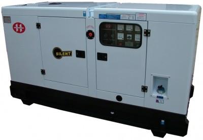 Дизельный генератор АМПЕРОС АД 100-Т400 в кожухе